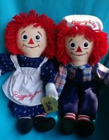 Applause Classic Raggedy Ann & AndyDoll 8464 By Johnny Gruelle - MUSICAL love