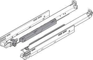 Blum MOVENTO TIP-ON Vollauszug 760H 766H - 40kg / 60kg - inklusive Kupplungen