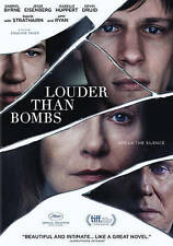 Louder Than Bombs (DVD, 2016).....DRAMA......FREE SHIPPING