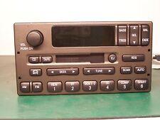 New AM FM Cassette w CD Ctrl Alpine Ford LINCOLN TOWN 1W1F-18C870-DB