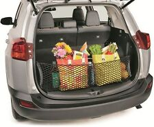 NEW 2013-2017 Toyota RAV4 Rear Trunk Envelope Style Cargo Net Storage Organizer