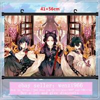 Wall Anime Demon Slayer Kimetsu no Yaiba Decorate Decor Poster Home 41×56CM #X30