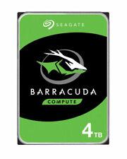 Seagate BarraCuda (5400RPM, 3.5-inch, 256MB Cache) 4TB Internal Hard Drive - ST4000DM004