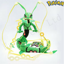 Selling ,Pocket Monster Pokémon Rayquaza Cloth Sponge Stuffed Toys
