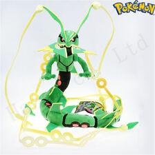 Selling ,Pocket Monster Pokémon Rayquaza Cloth Sponge Stuffed Toys