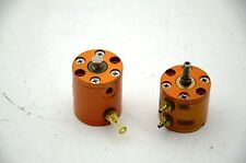 Fabco-Air Compact Pneumatic Cylinders: G-5-X & E-5-X - Lot of 2