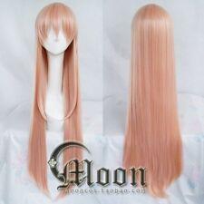 Halloween Wig Hair Cosplay Costume Himouto! Umaru-chan Doma Umaru pink