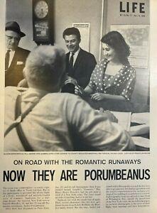 1960 Heiress Gamble Benedict and Andrei Porumbeanu illustrated