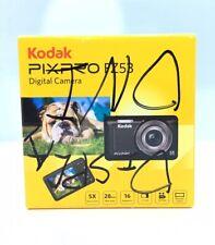 Kodak PIXPRO Fz53-bl Point-N-Shoot Digital Camera With 2.7 LCD Blue C3