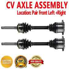 Front Pair CV Axle Assembly for TOYOTA T100 93-98 Non-ABS