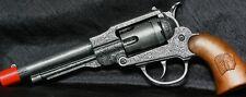 BRAND NEW CAP GUN Metal Cap Guns Civil War Pistol Die Cast Metal 8 Shot 10981