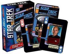 Officiel Licence - Star Trek - Next Generation cartes de poker Picard