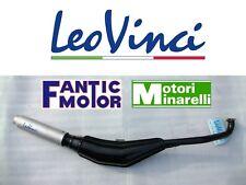 MARMITTA  SCARICO  LEOVINCI  FANTIC MOTOR  ISSIMO 50 - MINARELLI V1