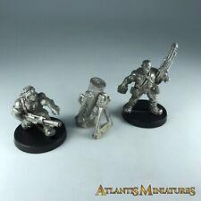 Metal Imperial Guard Catachan Mortar Team - Warhammer 40K CCC407