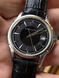 Hamilton Quartz Original Dual Tone Dial Rare Vintage Watch