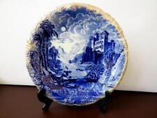 19th c Victorian Display Plate c 1845 +   Pattern  California ?