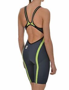 Size 30 Arena Women's Powerskin Carbon Flex Open Back Kneeskin
