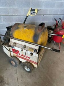 Diesel Landa Pressure Washer