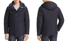 Woolrich John Rich & Bros GTX Alpine Down Jacket Navy Large MSRP $850