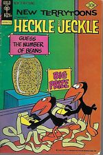 GOLD KEY NEW TERRYTOONS #42: HECKLE AND JECKLE - 4.5 VG+
