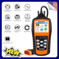Car Engine Fault Diagnostic Scanner Auto Code Reader OBD2 Scan Tool NX501 EOBD