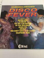 """""""Various – Disco Fever """"  [NE1014]   12"""" Vinyl"""