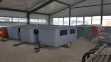 Westfalia Classic Vintage Oldtimer Teardrop Caravan Camper Tool Box Trailer