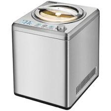 UNOLD 48880 Eismaschine Profi Plus 2,5 Liter mit Kompressor