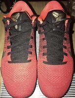 KOBE 11 XI ELITE Low Achilles Heel Nike Size 10 With Box 100% Authentic Rare