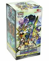 [100% Delivery] Pokemon Dream League SM11b Expansion Booster Box Korean Ver