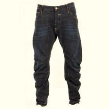 G-Star Herren Hose Freizeithose Gr.W29 Jeans Riley Loose Tapered Blau 85581