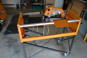 Triton Workcentre MK3 with Triton 235 saw