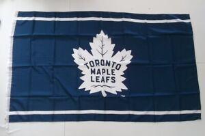 TORONTO MAPLE LEAFS NHL HOCKEY DRAPEAU ( 3'X5') FLAG # S611