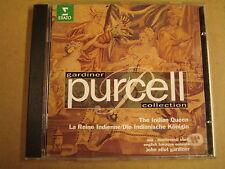 CD ERATO / PURCELL- THE INDIAN QUEEN / JOHN ELIOT GARDINER