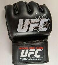 "Mauricio ""Shogun"" Rua Autographed Official UFC Fight Glove with COA"