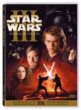 Star Wars Episode III - Revenge of the Sith DVD (2005) Ewan McGregor