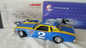 Dale Earnhardt #2 NASCAR 1979 Rookie of the Year Chevy Die Cast 1:24 Scale Car