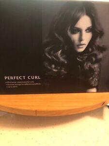 Perfect Curl Hair Curler Ceramic Stylist Tools