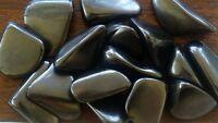 x1 Shungite Tumbled Stone 7-8 grams each high quality piece