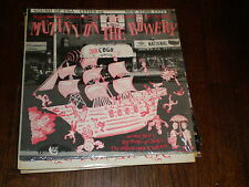 Mutiny On The Bowery LP Sound Of The USA Cities #6 New York CIty