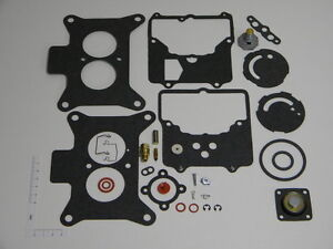 Ford Motorcraft Autolite 2100 2 BBL Carburetor kit 289 302 351 390 427 Mustang