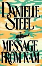 NEW - Message from Nam by Steel, Danielle