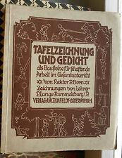 1900-1949 Deutsche Bildband/Illustrierte-Ausgabe Antiquarische Bücher für Kinder-& Jugendliteratur