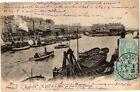 CPA Nantes - Le Quai de la Fosse,vue prise de l'Ile Gloriette (222757)