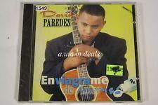 David Paredes En Viagrame De Amor Music CD