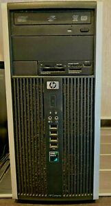 HP 6005 Pro. includes WINDOWS 10 and OFFICE and DVD Drive