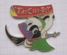 Tai chi Boy... comic-pin (152a)