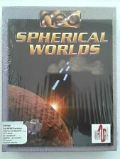 Spherical Worlds Commodore Amiga CD New Sealed