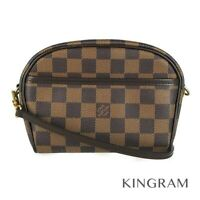 LOUIS VUITTON Damier Pochette Ipanema N51296 Women's Shoulder Bag from Japan