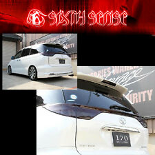 TOYOTA ESTIMA HYBRID ACR50 GSR50 REAR TAIL LIGHT LAMP SMOKE TINT COVER SPOILER